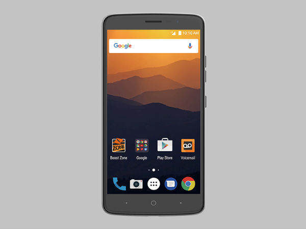 ZTE announced a 6-inch MAX XL with Android 7.1.1