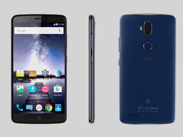 ZTE Blade Max 3 Specifications, Appearance and Price