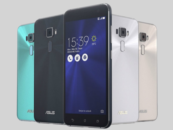 Asus ZenFone 3 smartphones get a significant price cut in India