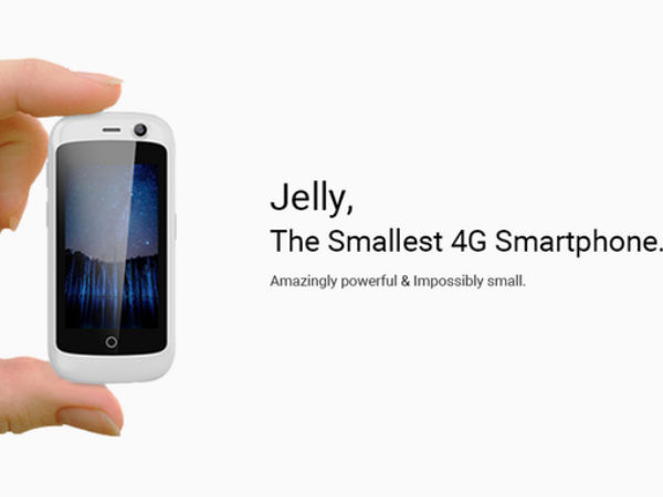 Meet Jelly, the smallest 4G smartphone with Android Nougat ...
