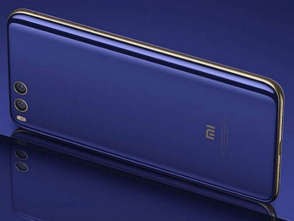 Blue Mi 6 coming soon