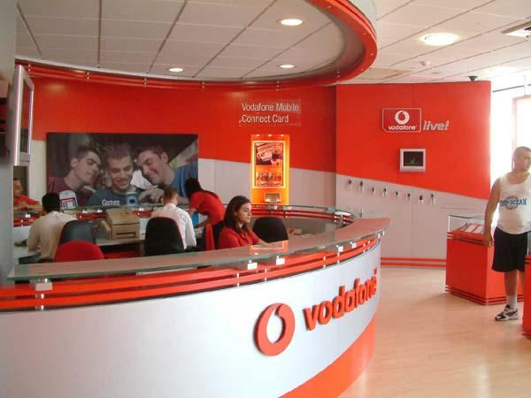 Vodafone offers Rs. 50,000 insurance