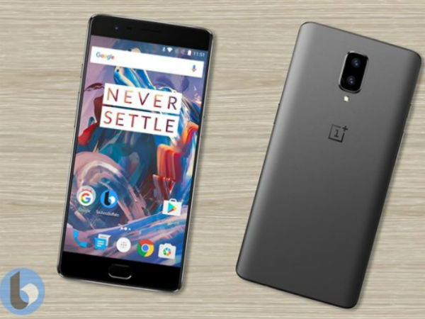 OnePlus 5 Specifications and Image Leak Again Through an Online Listing