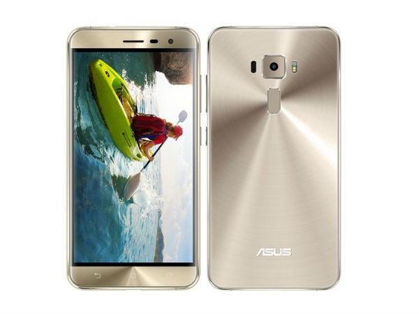 Asus Zenfone 3 at Rs.14,999 (Flat Rs.7000 off)