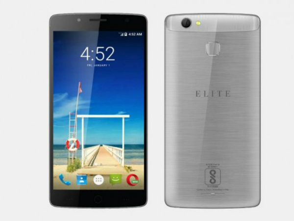 Swipe Elite Sense at Rs.5999 (Flat Rs.1500 off)