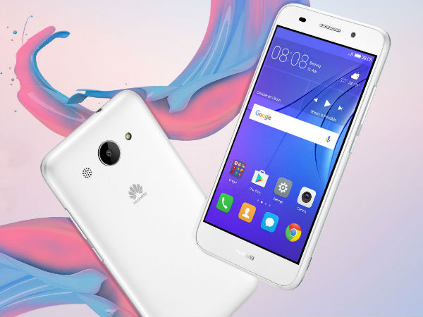 Huawei Silently Unveils Budget Huawei Y3 2017 Smartphone