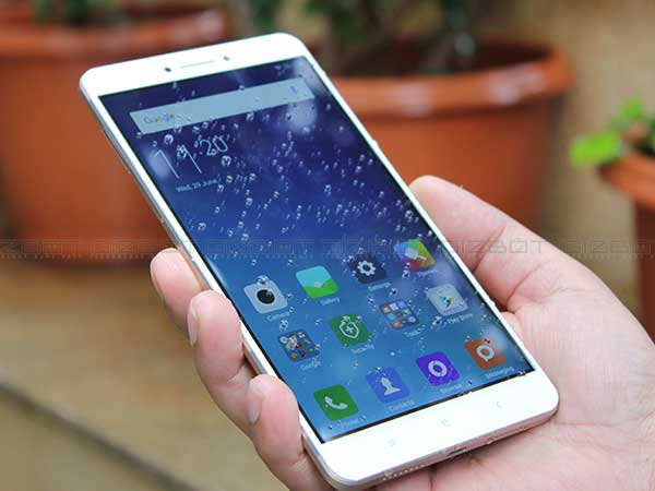 Xiaomi Mi Max 2 coming out on May 25