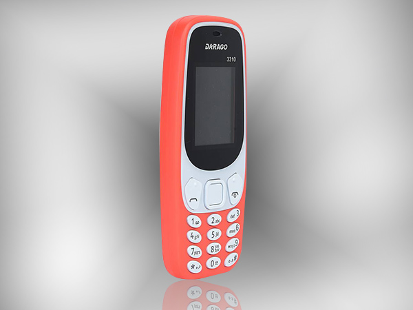 In China again cloned Nokia 3310