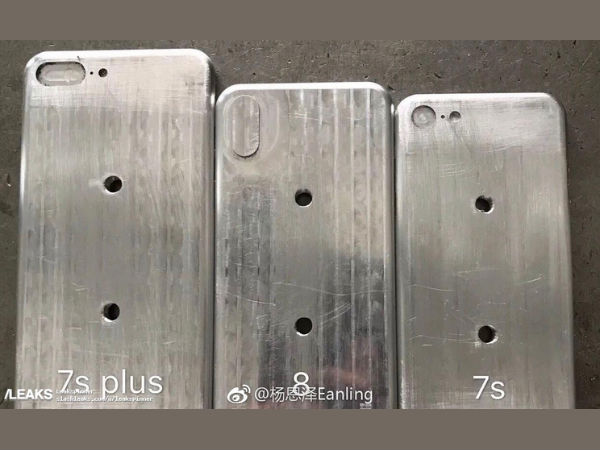 iPhone molds show what to expect