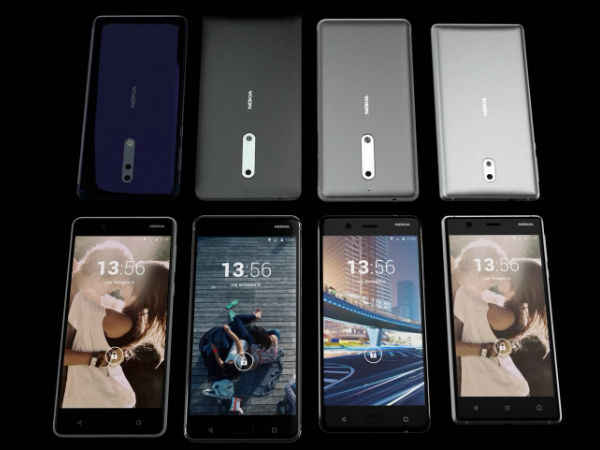 Nokia 9 with dual camera setup spotted online