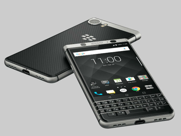Blackberry KEYone launching in India for Rs. 39,999