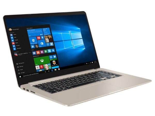 VivoBook S15 size and display