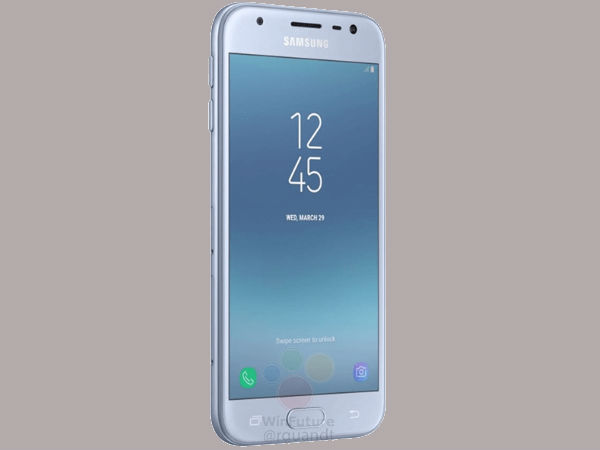 Galaxy J3 (2017) is the first one