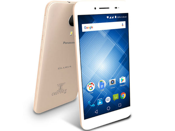 Panasonic Eluga I3 Mega with 4000mAh battery launched at Rs. 11490