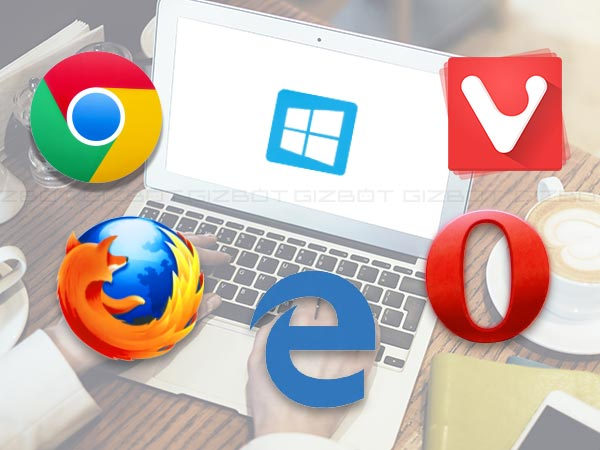 5 Best browsers for Windows PC