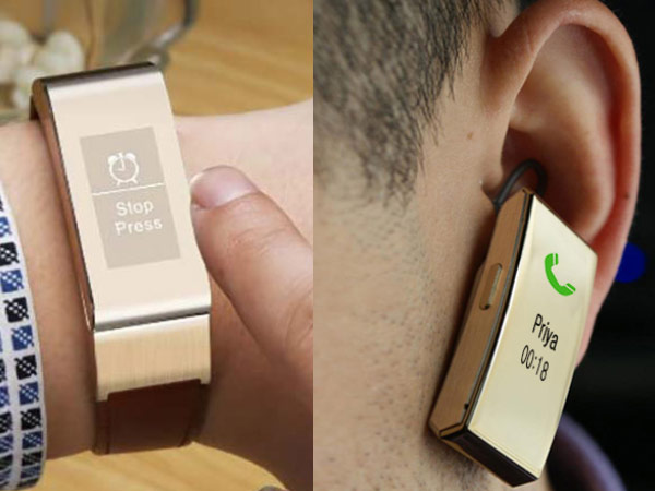 PTron Xoto 7: A smartwatch that doubles as a Bluetooth earphone