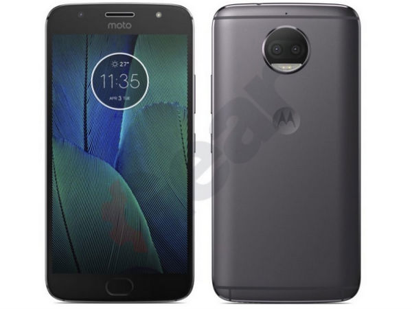 Leaked Moto G5S Plus renders show four colors and dual-lens rear camera