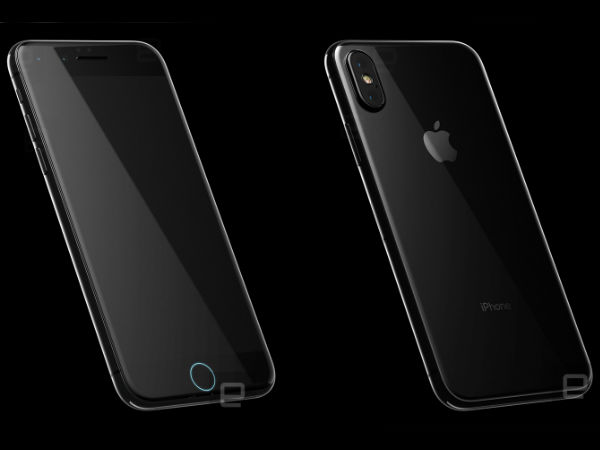 Alleged iPhone 8 renders show dual selfie cameras