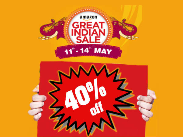 Amazon Great Indian Sale: Upto 40% off on Samsung, Apple and more
