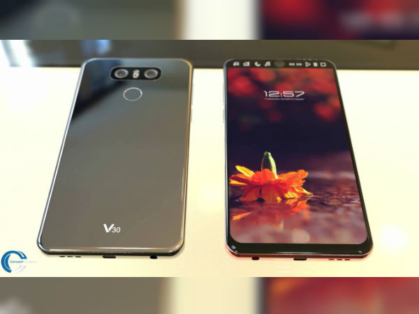 Another concept LG V30 video appears online