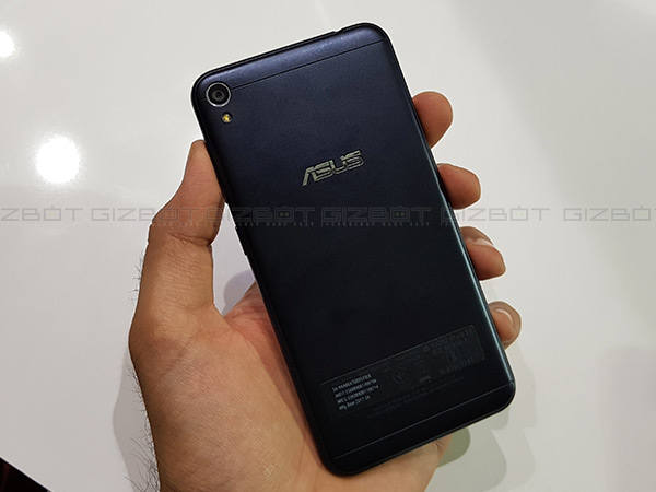 Asus ZenFone Live First Impressions