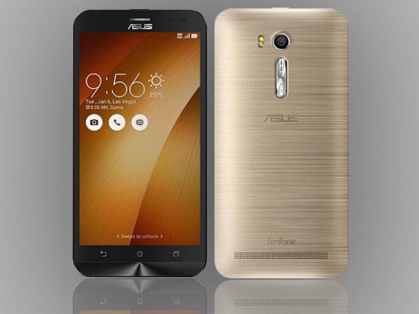 ASUS expands its Go series with  Zenfone Go 5.5