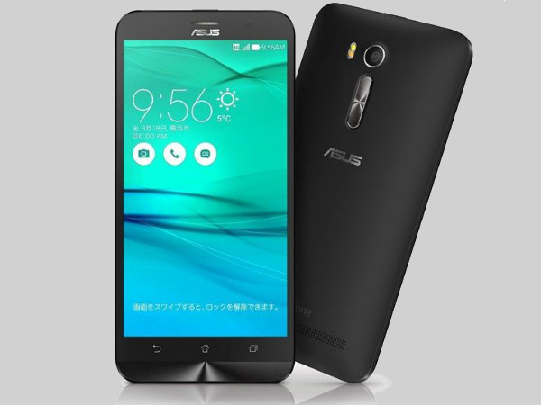 Asus Zenfone Go 5.5 (ZB552KL) launched in India: Price, Specifications