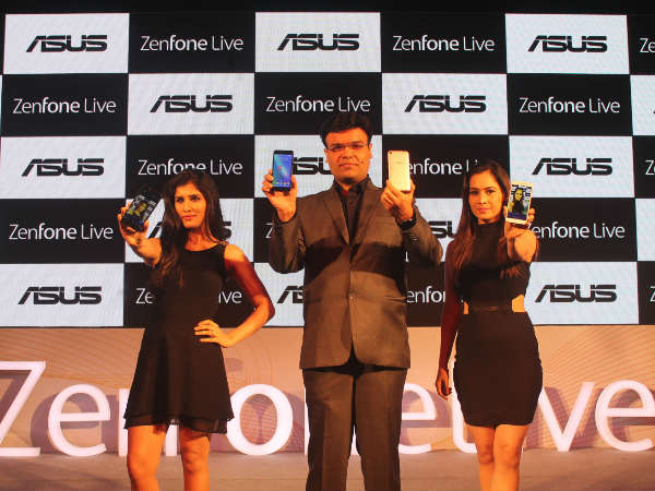 Asus Zenfone Live launched at Rs. 9,999: Interesting features and camera upgrades