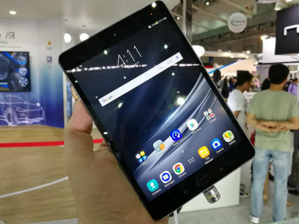 ASUS silently reveals ZenPad 3S 8.0 tablet at Computex