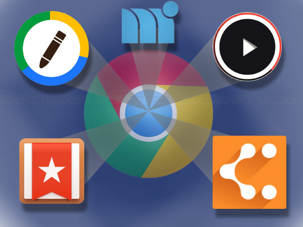 Best 5 offline Chrome Apps to stay productive