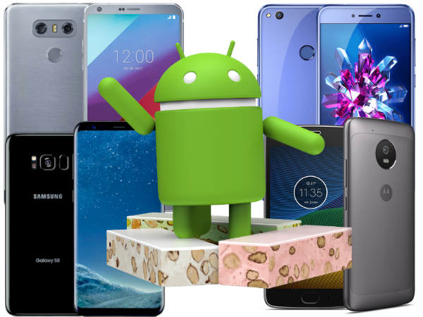 Best EMI offers on Android N smartphones