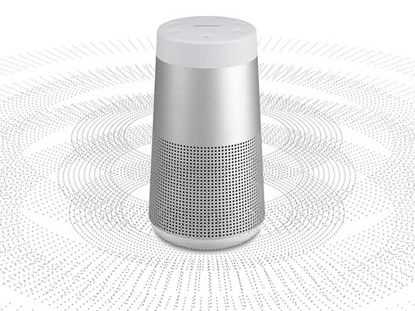 Bose announced Soundlink Revolve and Revolve Plus Bluetooth speakers