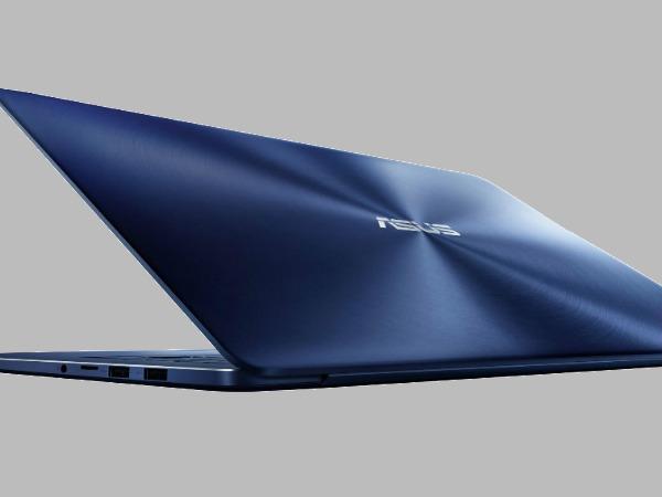 Computex 2017: Asus launches ZenBook 3 Deluxe, ZenBook Flip S and more