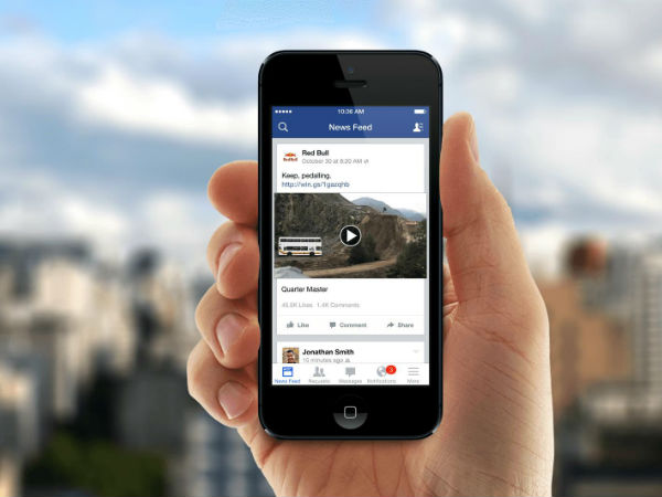 Rumor: Facebook Will Roll Out Premium Show Content In June