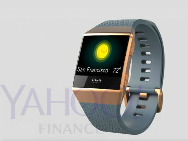 Fitbit Inc (NYSE:FIT) Shares on the Go mid-Session