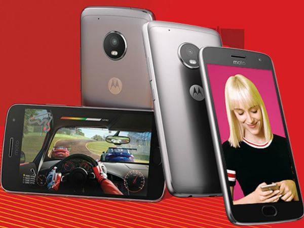 Flipkart and Amazon offers: Upto 50% off on Motorola Moto smartphones