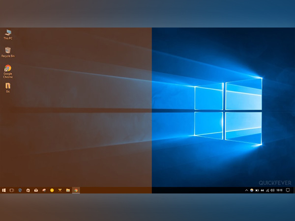 Follow this steps to enable Night Light on your Windows 10 PC