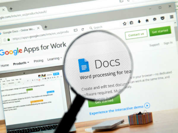 Google Docs user faced phishing attack; Issue got resolved now