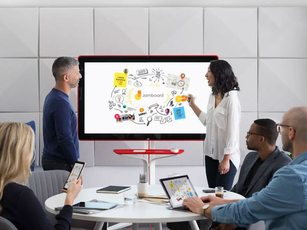 Google Jamboard is now up for sale in the US