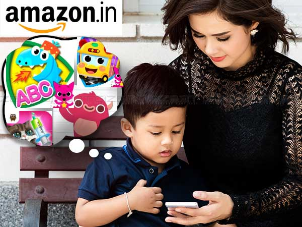 Here's How Amazon's FreeTime app helps parents to control their kids