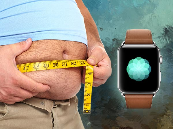 How one can lose weight by spending few bucks on Apple Watch?