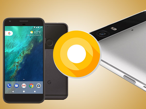 How to install Android O beta on your Pixel and Nexus phones