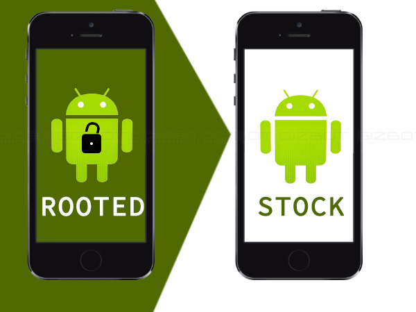 How to get back your rooted Android phone to stock
