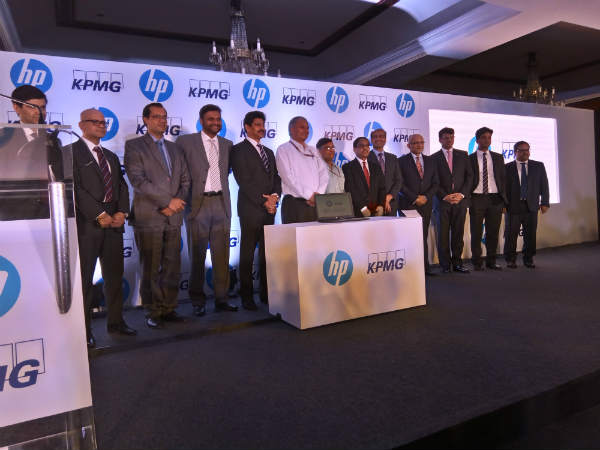 HP, KPMG launches 'GST solution' for traders, MSMEs