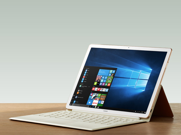 Huawei launches MateBook X, MateBook E, and MateBook D  notebooks