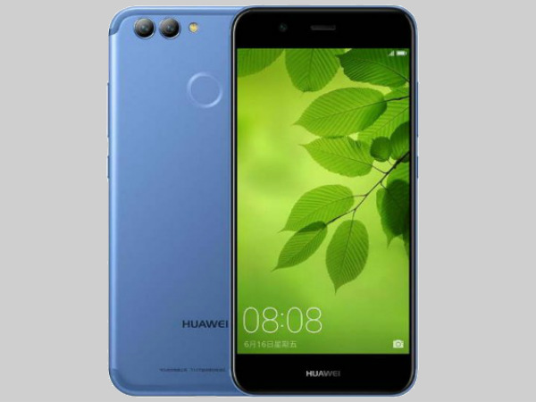Huawei Nova 2 and Nova 2 Plus with dual rear cameras and 20MP front camera launched