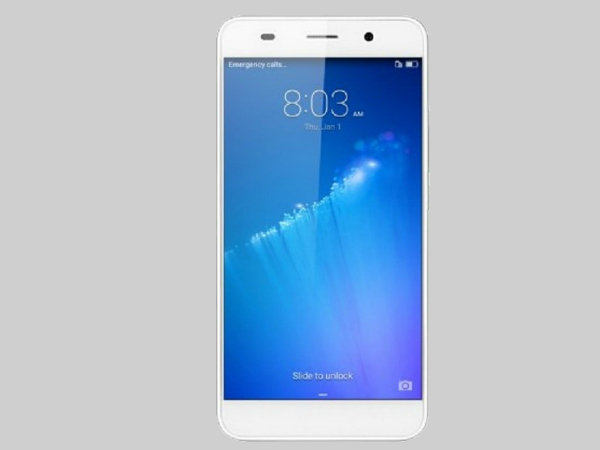 Huawei Y6 (2017) with 13MP camera, 3000mAh battery launched