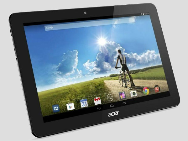 Acer Iconia Tab 10 and Iconia One 10 launched: Features, Price & more