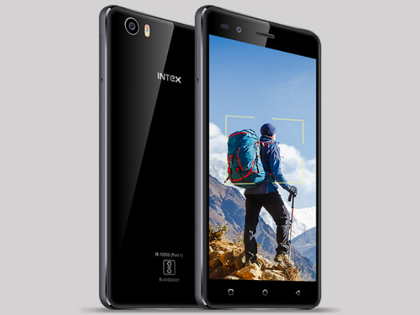 Intex Aqua Crystal Plus with Android Nougat launched at Rs 6,799