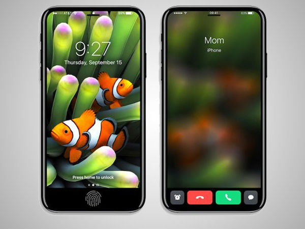 iPhone 8 leaked case reveals few design aspects; Display is slightly larger than iPhone 7